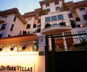 Nguyen Du Park Villas, Quận 1 ****