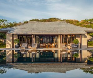 Villa 2 – 5 Phòng ngủ tại Amanoi Resort Vĩnh Hy, Ninh Thuận *****