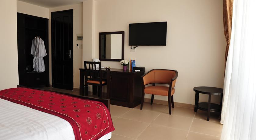 Cho thuê villa kosmos phòng ngủ
