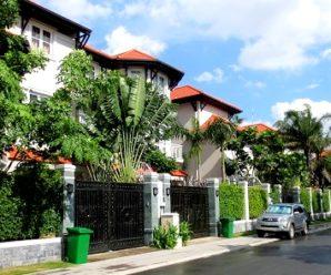 Villa Thủ Thiêm cho thuê nhìn như thế nào?