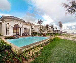 Voucher villa từ 2-4 phòng ngủ giá rẻ tại Vinpearl Nha Trang Long Beach villas