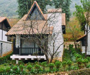 Villa 2 phòng ngủ hướng thung lũng Mường Hoa – Sapa Jade Hill Resort & Spa
