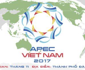 TUẦN LỄ CAO CẤP APEC 2017 TỔ CHỨC TẠI ĐÀ NẴNG
