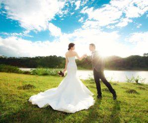 Những địa điểm chụp ảnh cưới siêu lãng mạn tại Đà Lạt