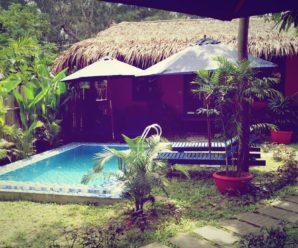 Happy villa, An bàng beach
